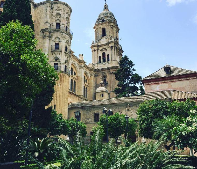 Интересные города Испании: Малага