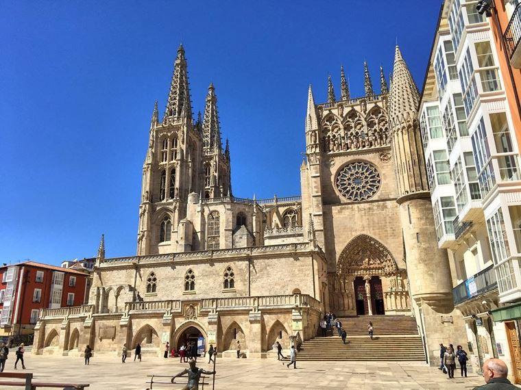 Интересные города Испании: Бургос