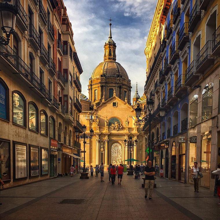 Интересные города Испании: Сарагоса