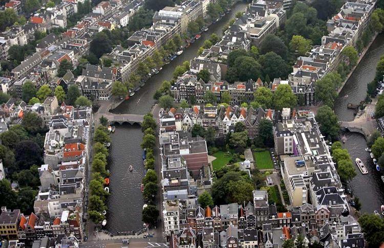 каналы амстердама 3