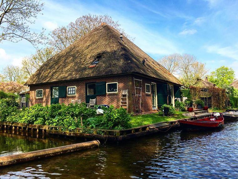 Красивые деревни и маленькие города Европы: Гитхорн