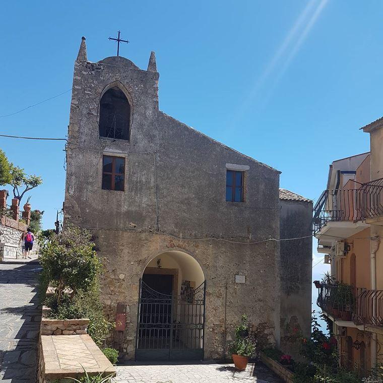 Красивые деревни и маленькие города Италии: Кастельмола