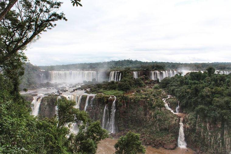 Самые красивые водопады мира: Игуасу (Аргентина и Бразилия)