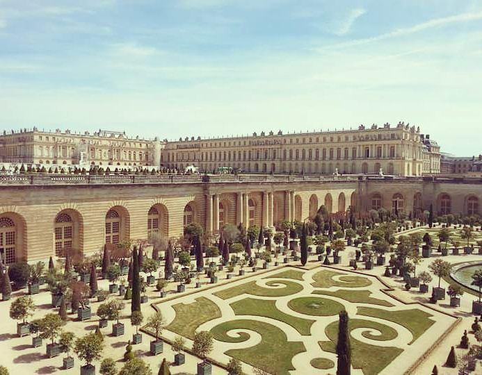 Красивые замки и дворцы мира: Дворец Версаль