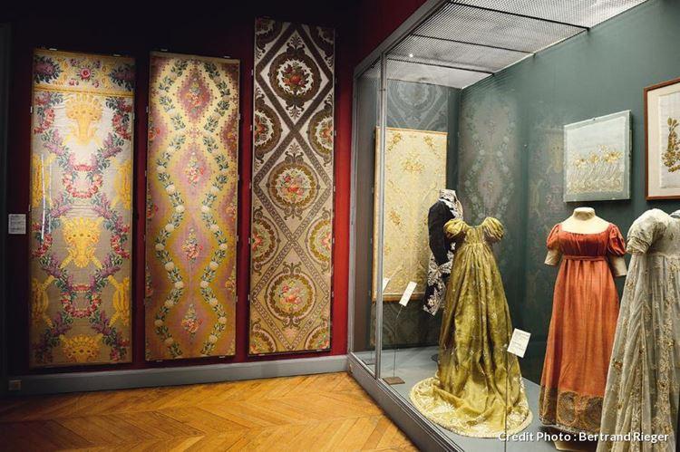 музей тканей лион