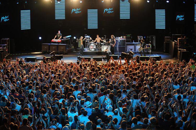 Джазовый фестиваль в Монтре (Швейцария)