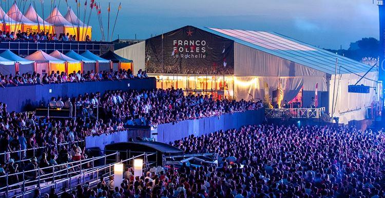 Музыкальный фестиваль Francofolies (Ля Рошель, Франция)