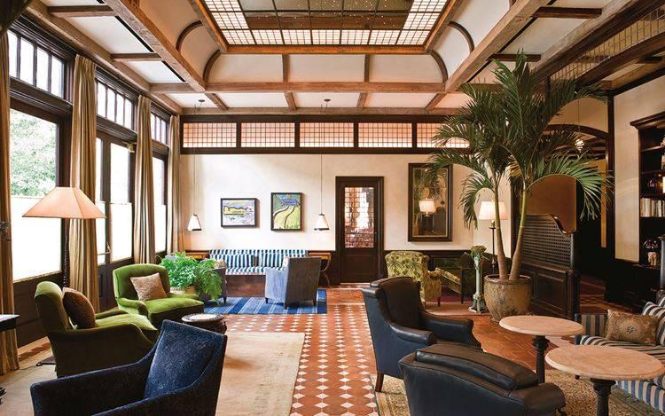 Отель Greenwich в Нью-Йорке