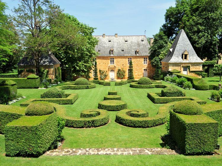 Самые красивые парки и сады в мире: сады Эйриньяк во Франции