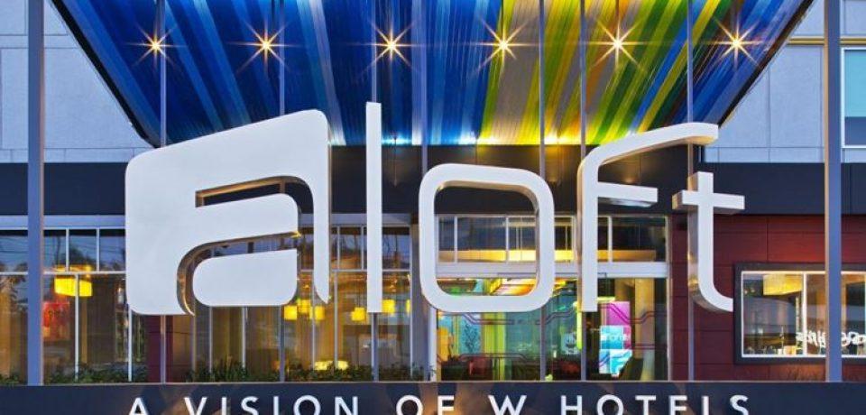 Starwood открывает второй отель Aloft в Сеуле