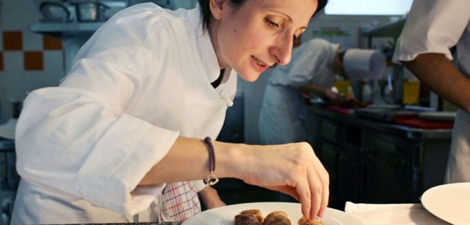Анн-Софи Пик откроет первый ресторан в Лондоне