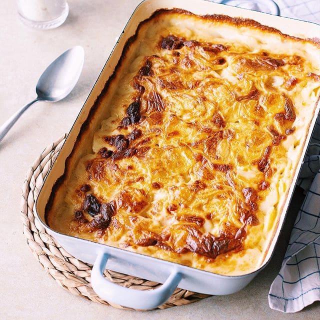 Блюда французской кухни, которые обожают французы - Гратен дофинуа (картофельная запеканка)