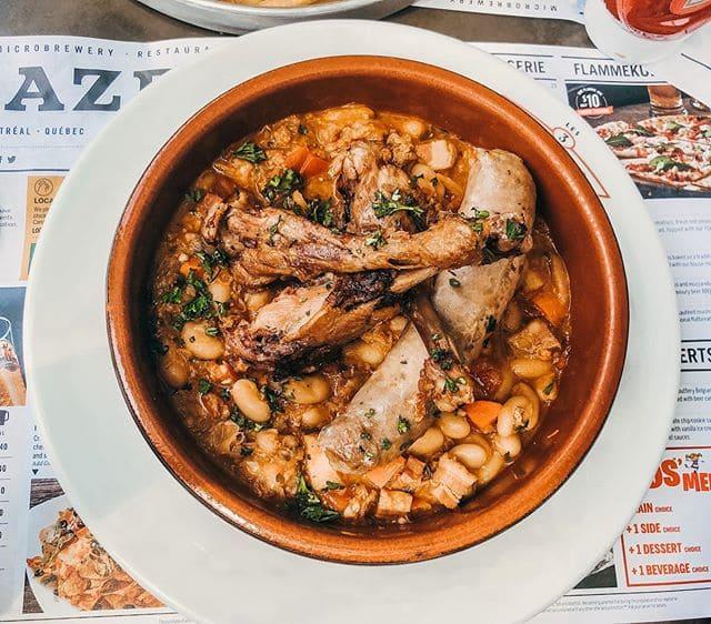 Блюда французской кухни, которые обожают французы - Кассуле