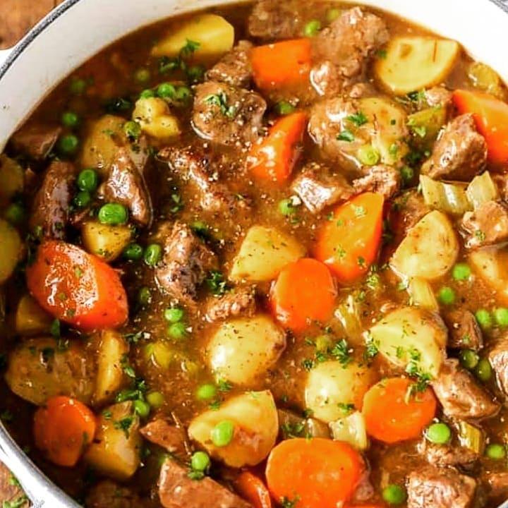 Блюда французской кухни, которые обожают французы - Пот-о-фё (мясо с овощами)