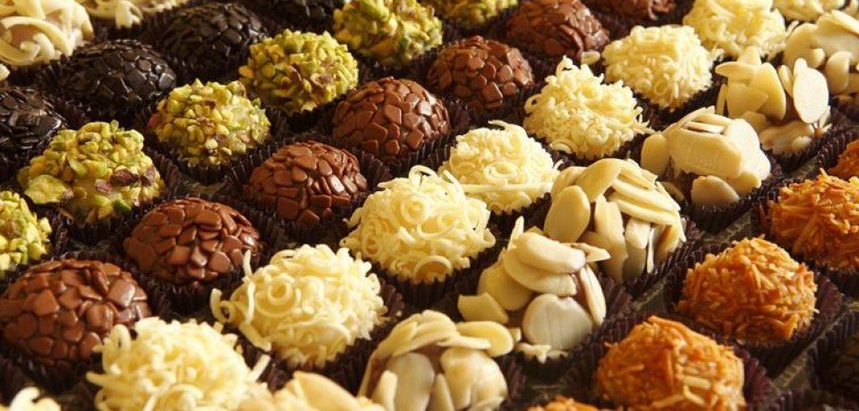 Бригадейро – бразильское шоколадное лакомство, доступное каждому