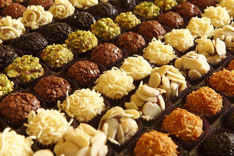 конфеты brigadeiros
