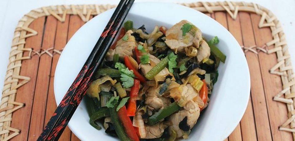 Филе-миньон по-сычуаньски: вкусно и очень просто