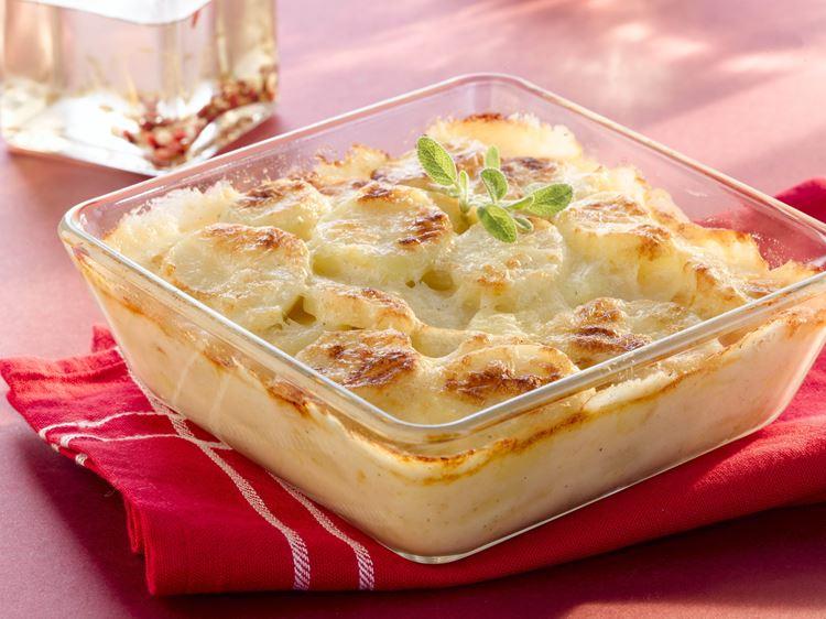 10 блюд французской кухни - Гратен дофинуа (картофельная запеканка)