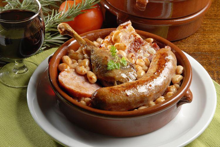 10 блюд французской кухни - Кассуле