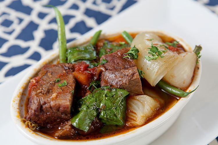 10 блюд французской кухни - Пот-о-фё (мясо с овощами)