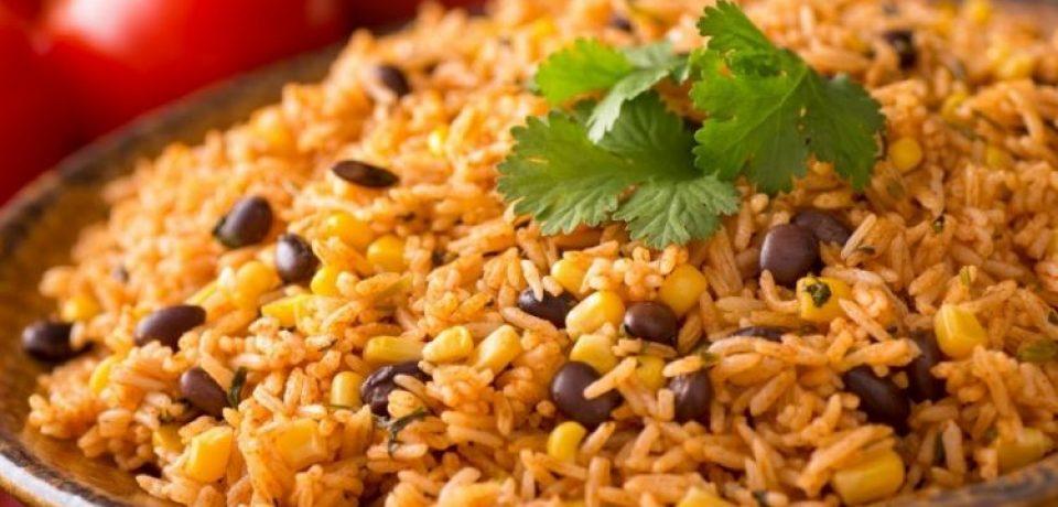 Рис по-мексикански: острое разнообразие привычного гарнира