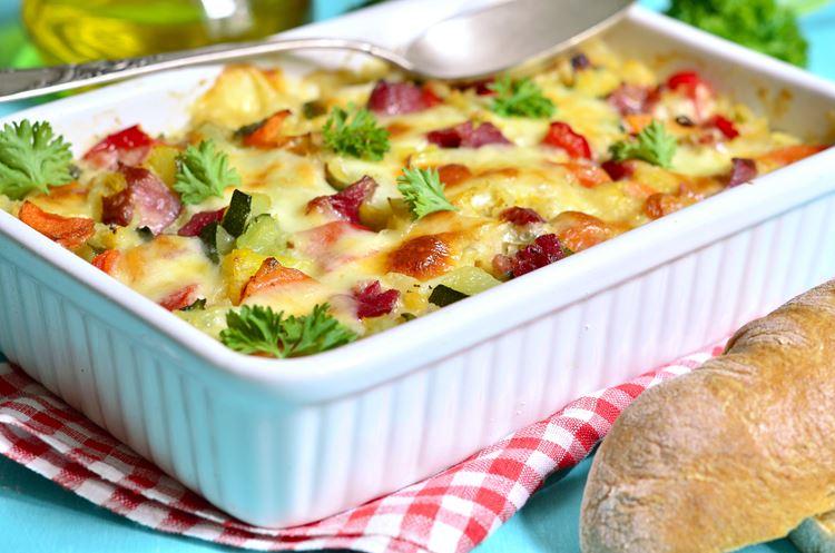 10 блюд французской кухни - Тартифлет