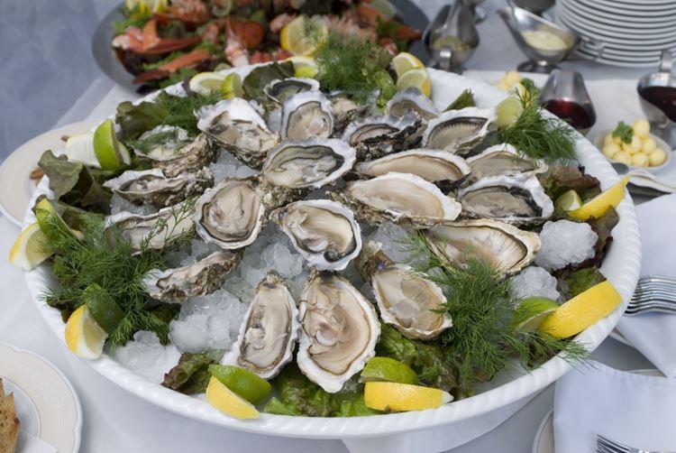 10 блюд французской кухни - Устрицы