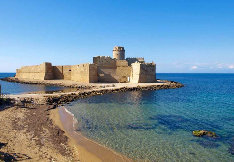 Лучшие пляжи Калабрии, Италия - Изола Капо Риццуто