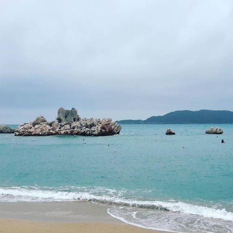 Лучшие пляжи Черногории: песчаный Пржно