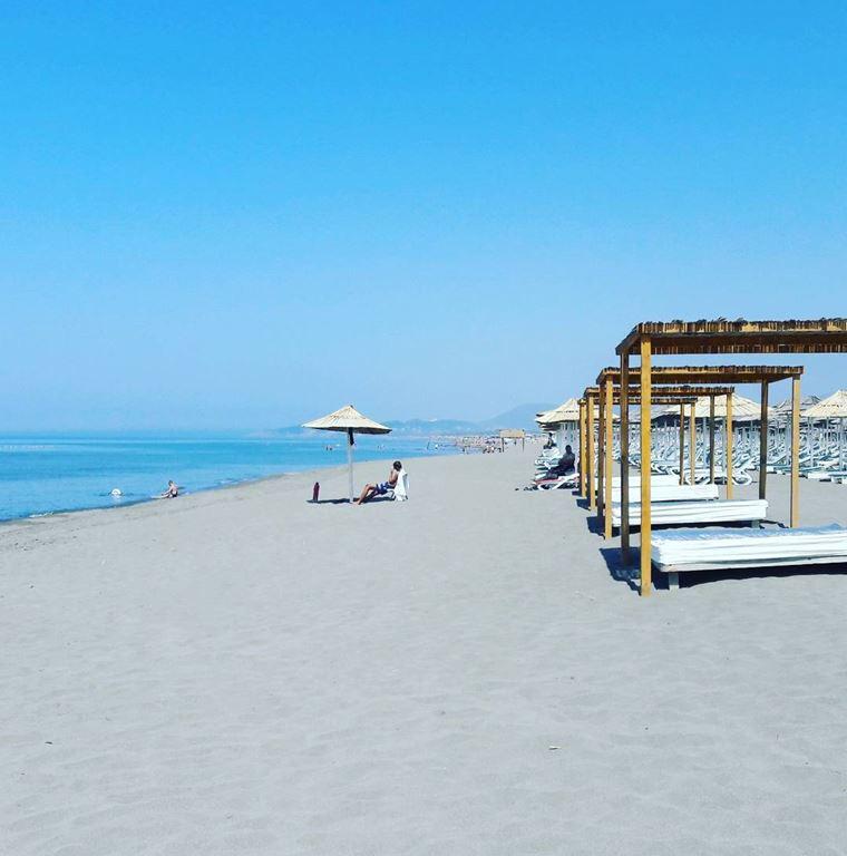 Лучшие пляжи Черногории: песчаный Большой Пляж