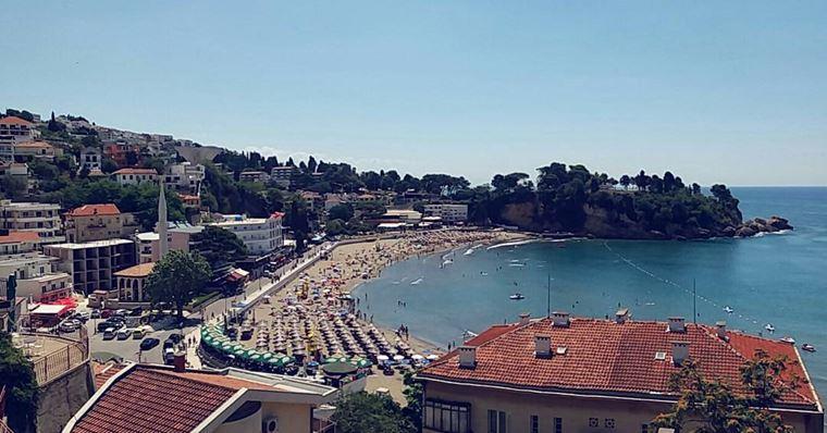 Лучшие пляжи Черногории: Мала Плажа