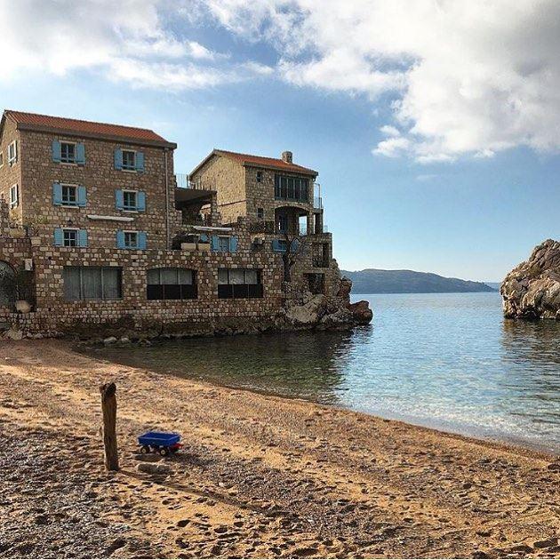 Лучшие пляжи Черногории: побережье Пржно