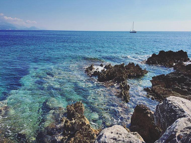 Лучшие пляжи Черногории: каменистый Плоче
