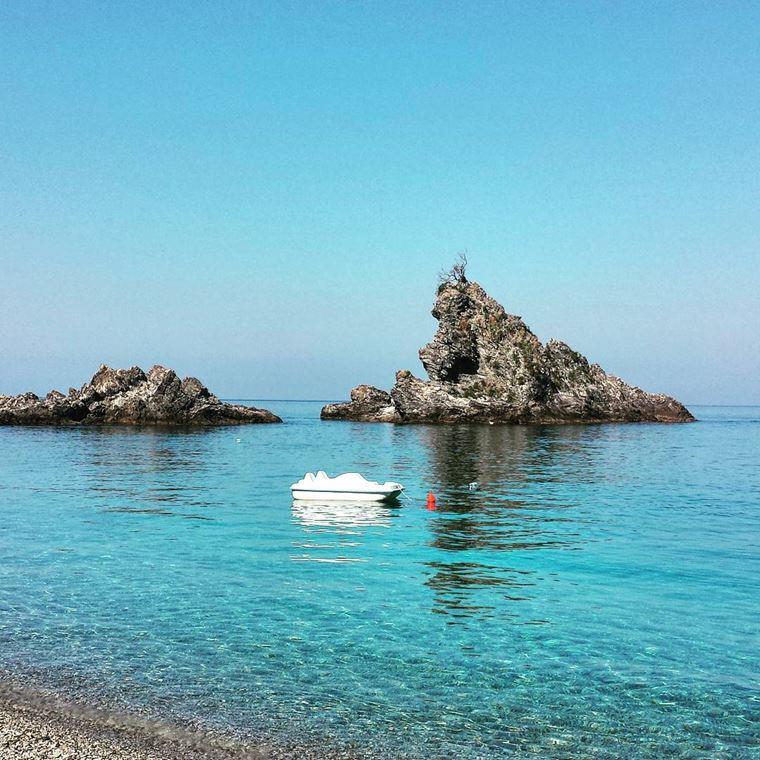 Лучшие пляжи Калабрии: Тоннара ди Пальми