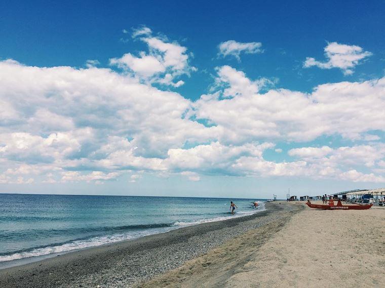 Лучшие пляжи Калабрии: Соверато