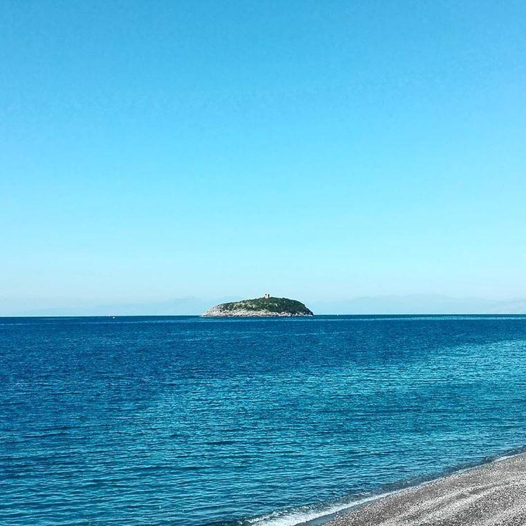 Лучшие пляжи Калабрии: Диаманте