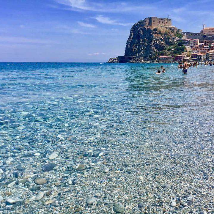 Лучшие пляжи Калабрии: Шилла