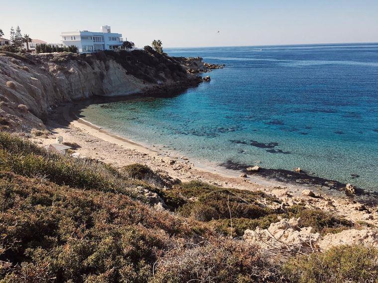Лучшие пляжи Кипра: Корал Бэй