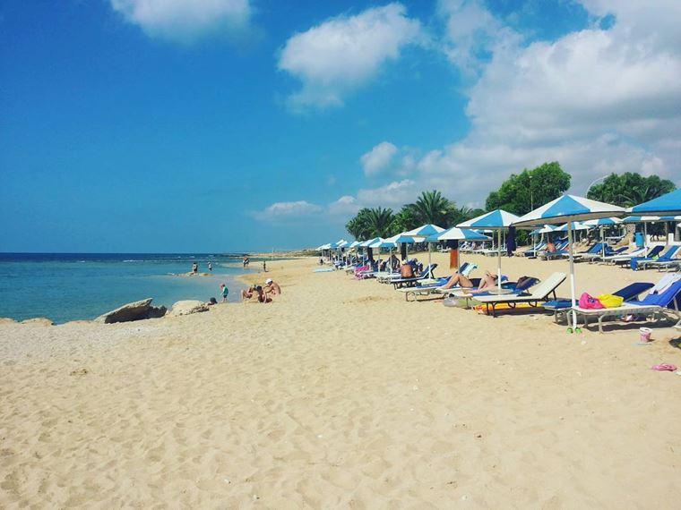 Лучшие пляжи Кипра: Лимнара