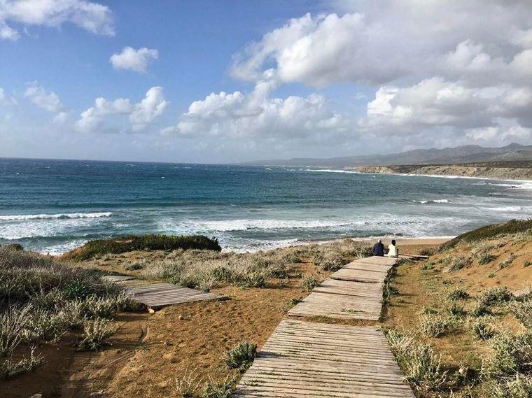 Лучшие пляжи Кипра: выход к Лара Бэй