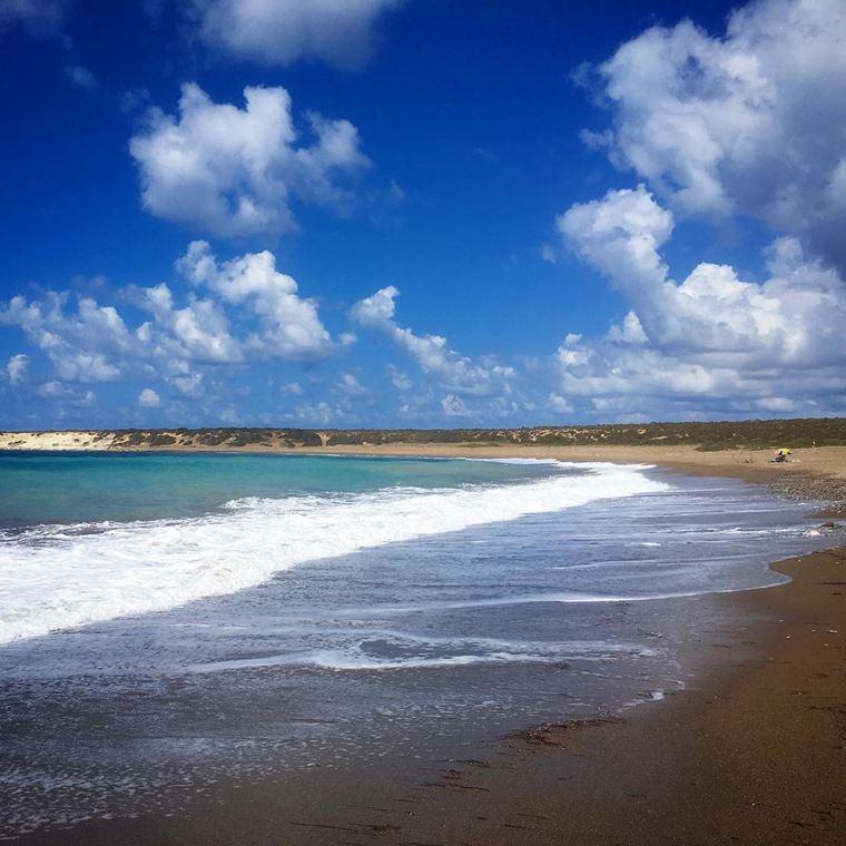 Лучшие пляжи Кипра: песчаный пляж Лара Бэй