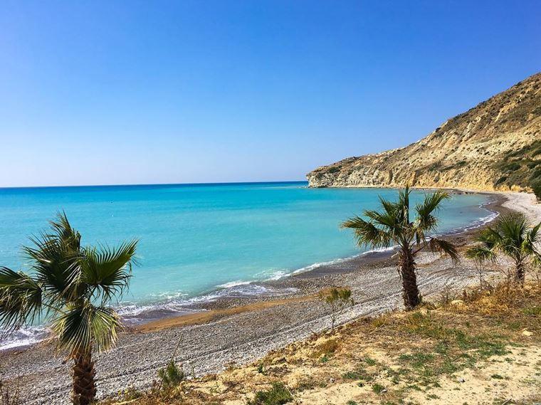 Лучшие пляжи Кипра: Писсури, Лимассол