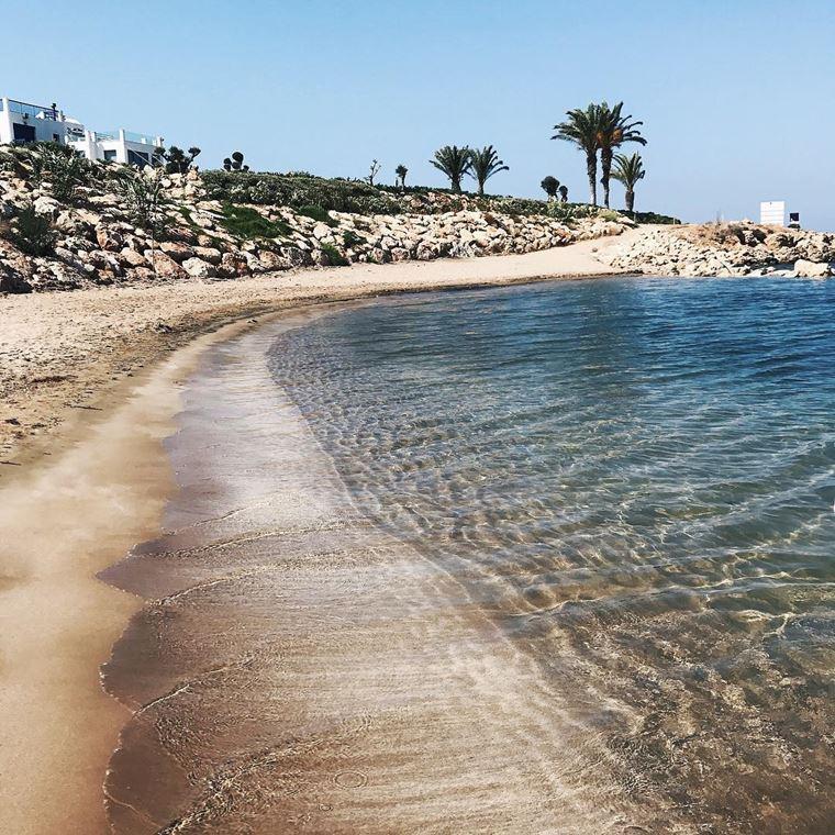 Лучшие пляжи Кипра: песчаный пляж Сирена Бэй