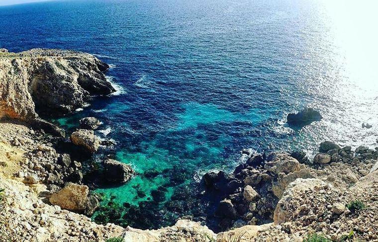 Лучшие пляжи Мальты: Гар Лапси