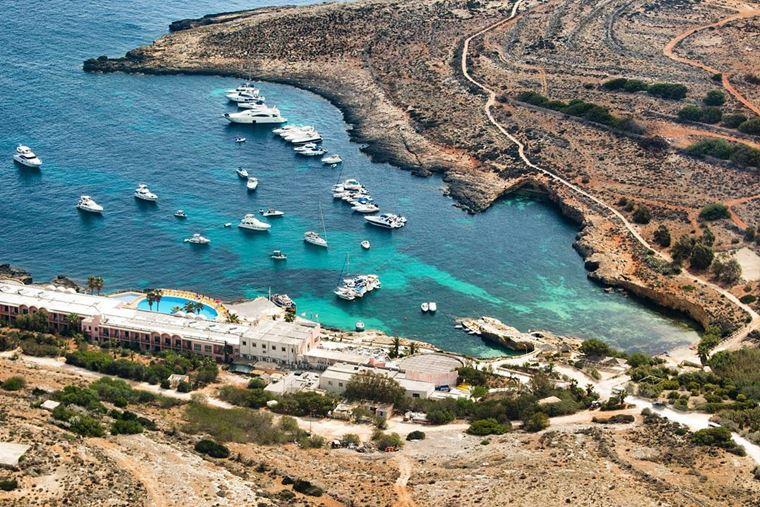 Лучшие пляжи Мальты: Сент-Николас Бэй