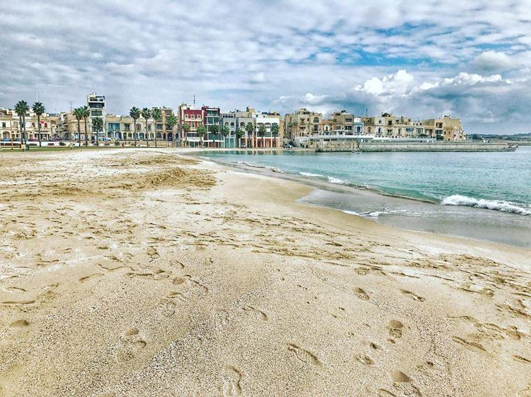 Лучшие пляжи Мальты: Прити Бэй