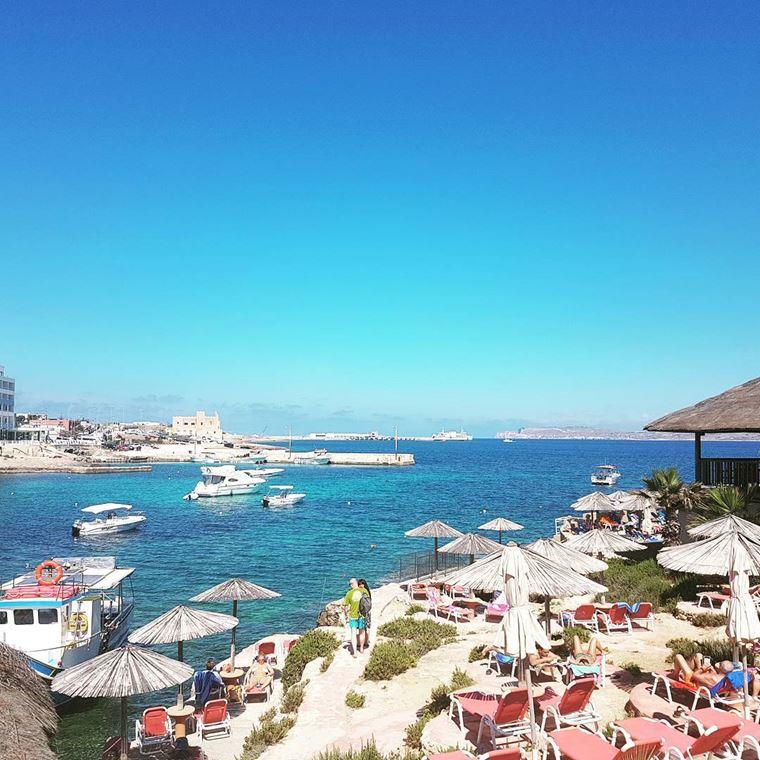 Лучшие пляжи Мальты: Рамла Бэй