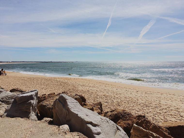 Лучшие пляжи Португалии: Фигейра-да-Фош