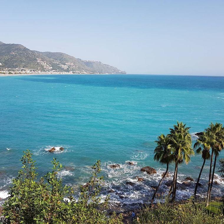 Лучшие пляжи Сицилии: Таормина