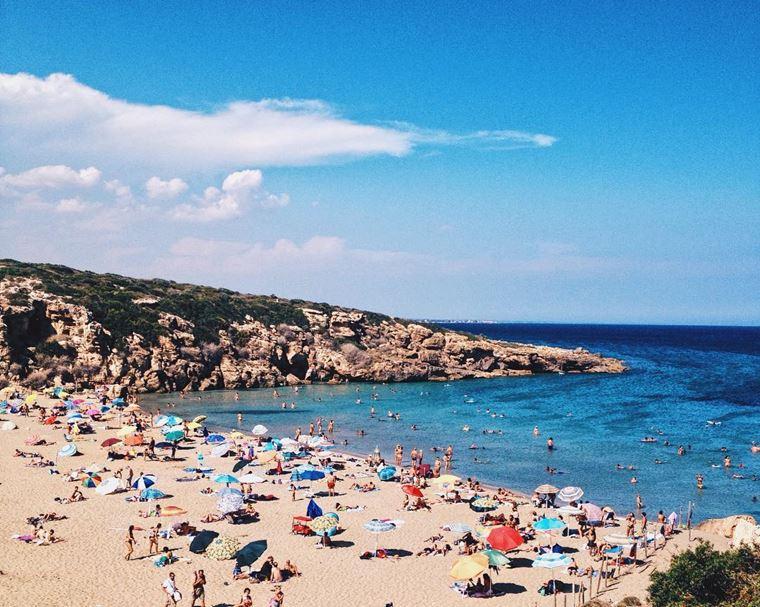 Лучшие пляжи Сицилии: заповедник Вендикари